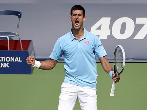 CĐV của Djokovic đang mong tay vợt Serbia kịp lấy lại phong độ đỉnh cao ở Grand Slam cuối cùng trong năm Ảnh: REUTERS