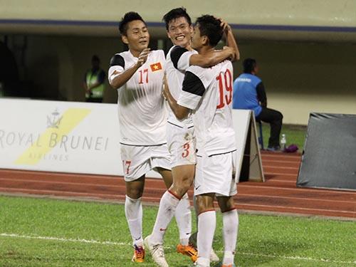 Các cầu thủ U19 Việt Nam sẵn sàng cho giải U19 Đông Nam Á sắp tớiẢnh: ANH DŨNG