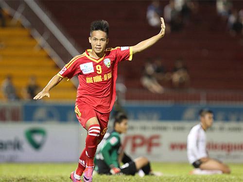 Công Thuận, một trong những niềm hy vọng của HV An GiangẢnh: Quang Liêm