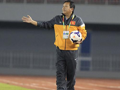 Sau khi nắm U23 Việt Nam không thành công, HLV Hoàng Văn Phúc sẽ lần đầu dẫn dắt một CLB V-LeagueẢnh: Quang Liêm