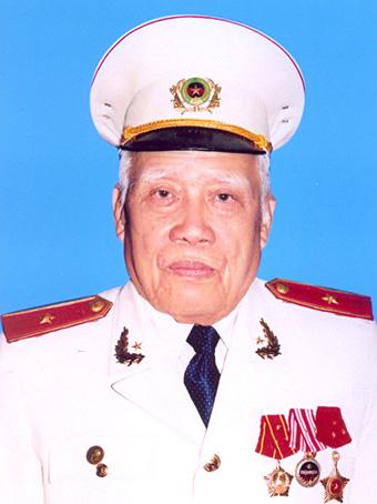 Thiếu tướng Phan Văn Xoàn