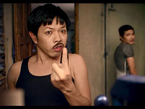 Diễn viên Thái Hòa trong phim Để Mai tính 2. (Ảnh do nhà sản xuất cung cấp)