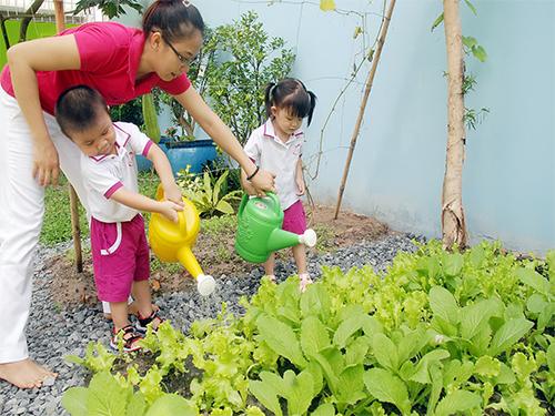 Cử tri TP HCM mong Đề án hỗ trợ giáo dục mầm non sớm được triển khaiẢnh: TẤN THẠNH