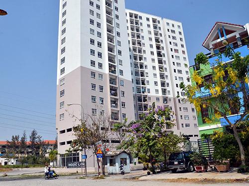 EVN có thể bị cấm đầu tư vào bất động sản, tài chính… Trong ảnh: Dự án tại Công ty CP Bất động sản Sài Gòn Vina có vốn góp của EVNẢnh: Tấn Thạnh