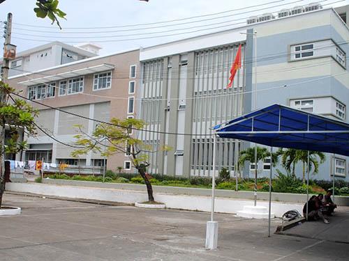 Bệnh viện Sản - Nhi Cà Mau mới xây dựngẢnh: Duy Nhân