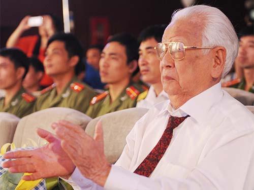 Ông Trần Trọng Tân tại một hội nghị ở TP HCMẢnh: NGUYỄN Á
