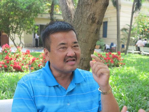 Ông Huỳnh Hữu Thông kể lại sự việc