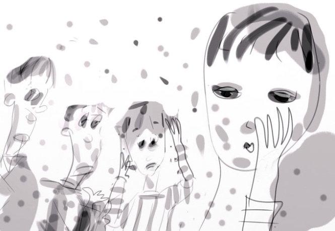 """Bài tập làm văn Thư gửi bố ngoài đảo"""" làmột sự bịa đặt rất phản cảm, vô giáo dục. Ảnh minh họa."""