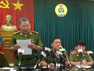 Thượng tá Vũ Thái Hưng cho biết PC45 Hà Nội đang tiếp tục làm rõ đơn thư phản ánh về 9 cháu bé mất tích bí ẩn ở chùa Bồ Đề
