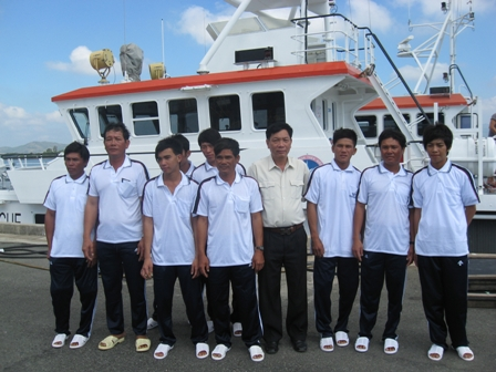 Xuất khẩu lao động là thuyền viên còn nhiều khó khăn - Ảnh 1.