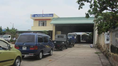 Trung tâm Đăng kiểm xe cơ giới Bình Thuận
