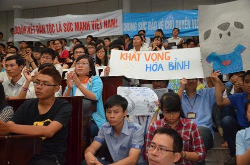 Kiện Trung Quốc: Chính phủ kiên quyết, toàn dân ủng hộ!