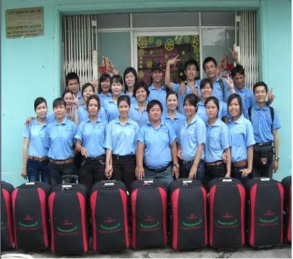 Lao động do Công ty Trường Giang tuyển chọn, cung ứng cho thị trường Malaysia