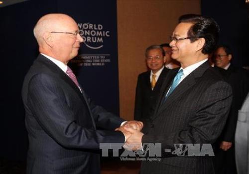 Thủ tướng Nguyễn Tấn Dũng tại Diễn đàn kinh tế thế giới về Đông Á 2014