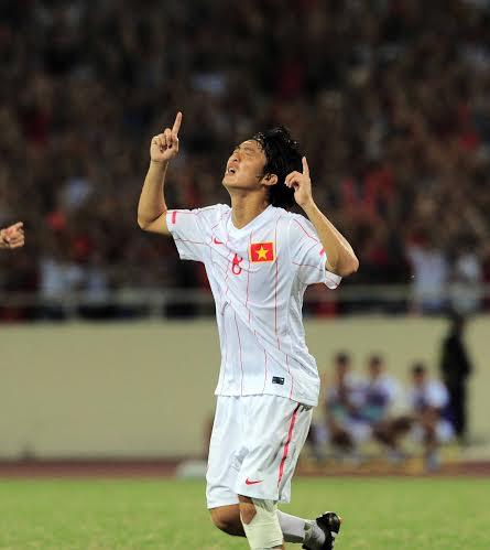 Tuấn Anh và Văn Toàn (ảnh dưới) những người đã góp phần vào chiến thắng của U19 Việt Nam trước Myanmar