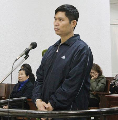 Bị cáo Nguyễn Mạnh Tường nói xin lỗi gia đình nạn nhân