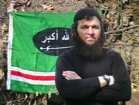 Trùm khủng bố khét tiếng Doku Umarov. Ảnh: Telegraph