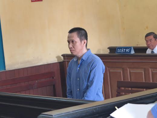 Nguyễn Văn Châu đã giết bà cụ để cướp tài sản