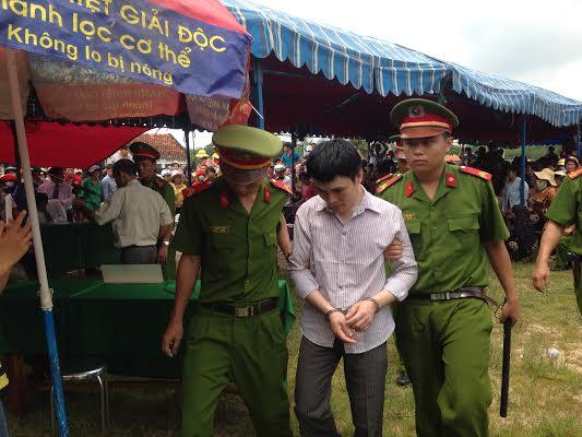 Phạm Văn Thạnh sau phiên xử