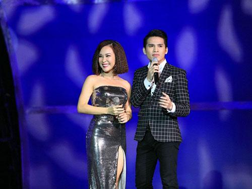 Ca sĩ Uyên Linh - Quốc Thiên sẽ xuất hiện với vai trò khách mời của đêm diễn Ảnh: Lê Nhân