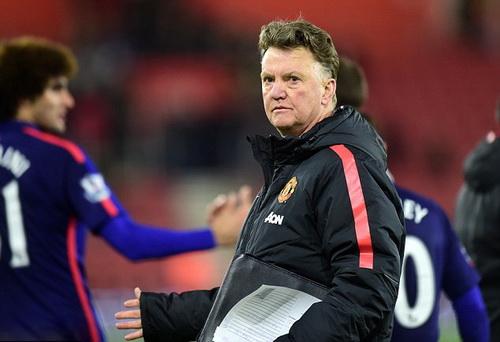 Phương pháp huấn luyện của Van Gaal được cho là có vấn đề