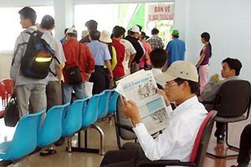 Mở mạng bán vé tàu điện tử