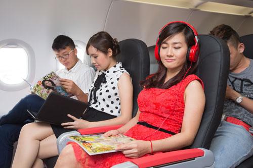 Nhanh tay sở hữu vé 9.000 đồng để tận hưởng những chuyến bay thú vị