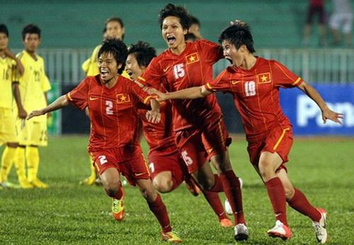 Tuyển nữ Việt Nam sẽ đối đầu với Triều Tiên vốn rất mạnh