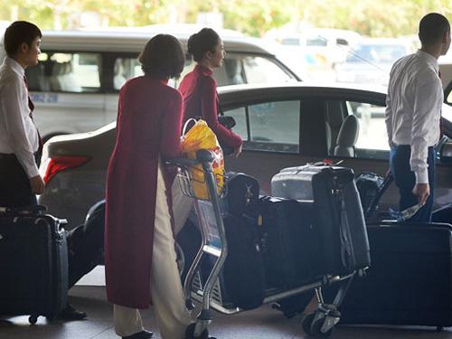 Hạn chế tổ bay mang vali to ra nước ngoài nhằm giữ gìn hình ảnh và đảm bảo an toàn chuyến bay - Ảnh: L.Nam