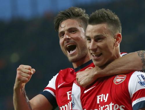 Arsenal sắp hoàn thành chỉ tiêu mùa giải