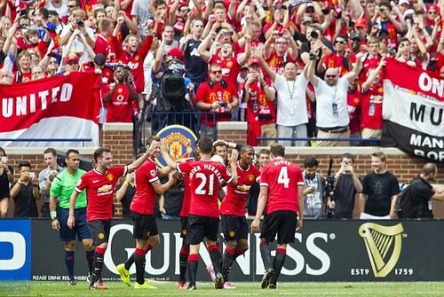Niềm vui của Man United