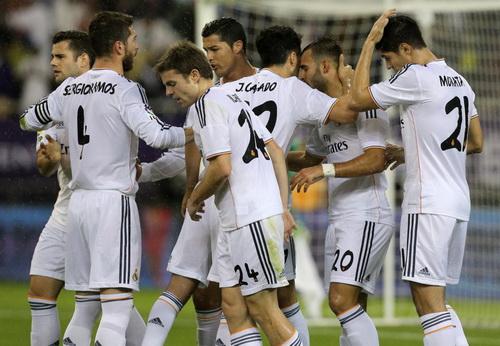 Real Madrid không giành được danh hiệu nào vẫn là đội xuất sắc thứ nhì