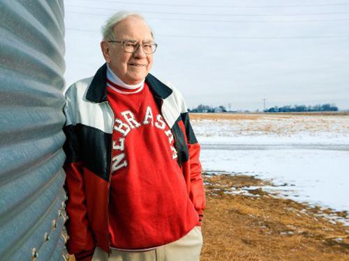 Tỉ phú Warren Buffett - Ảnh: Fortune