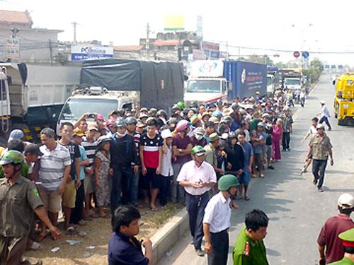 Xem tai nạn giao thông ở Đồng Nai