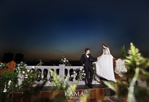 Sao tề tựu tại đám cưới cựu tiền vệ M.U Park Ji Sung