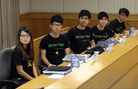 5 đại diện sinh viên