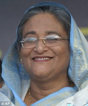 Thủ tướng Bangladesh Sheikh Hasina