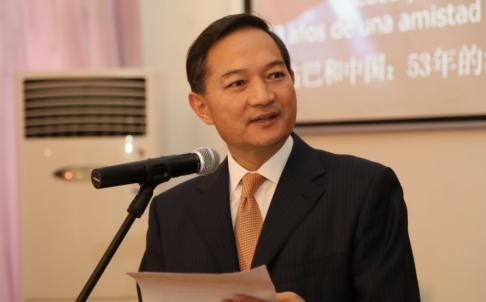 Cựu trợ lý Ngoại trưởng Trương Côn Sinh. Ảnh: SCMP