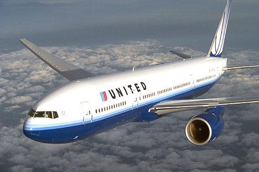 Một máy bay của hãng United Airlines. Ảnh: Getaway Asap
