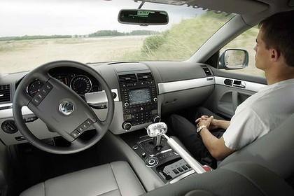 Vào năm 2035, những chiếc xe không người lái sẽ trở thành hiện thực. Ảnh: Saint Peters Blog