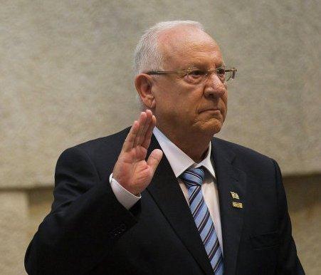 Tổng thống Israel Reuven Rivlin. Ảnh: AP
