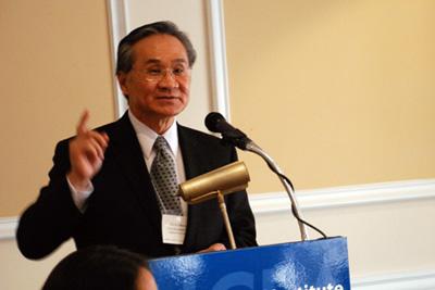 Thứ trưởng Ngoại giao Thái Lan Don Pramudwinai. Ảnh: UCLA