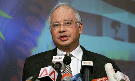 Thủ tướng Malaysia Najib Razak sắp bị điều tra liên quan đến vai trò quản lý quỹ đầu tư nhà nước 1MDB. Ảnh: AP