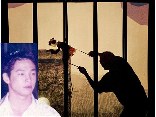 Nghệ sĩ Lê Hoàng Duẩn.