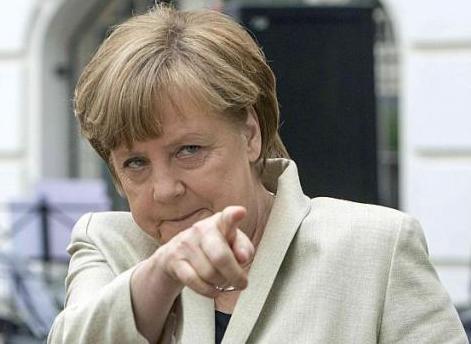 Thủ tướng Đức Angela Merkel là người phụ nữ quyền lực nhất thế giới lần thứ 5 liên tiếp. Ảnh: Reuters