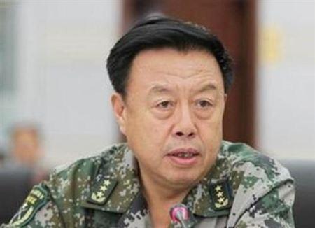- Phó Chủ tịch Quân ủy Trung ương Đảng Cộng sản Trung Quốc Phạm Trường Long. Ảnh: Want China Times