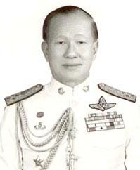 Thống chế không quân Prayad Didyasarin. Ảnh: Bangkok Post