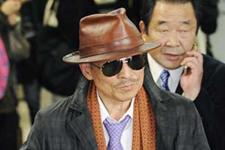 Trùm băng đảng Yamaguchi-gumi Shinobu Tsukasa. Ảnh: Japan Daily Press