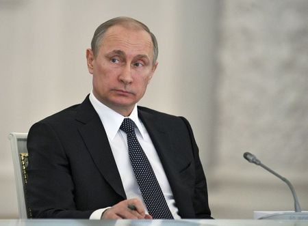 Russian President Putin chairs session of State Council at Kremlin in Moscow