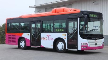 HENGTONGB60 - mẫu xe buýt Trung Quốc mà Đồng Nai dự kiến triển khai.